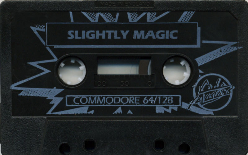 Slightly Magic Commodore 64 Media