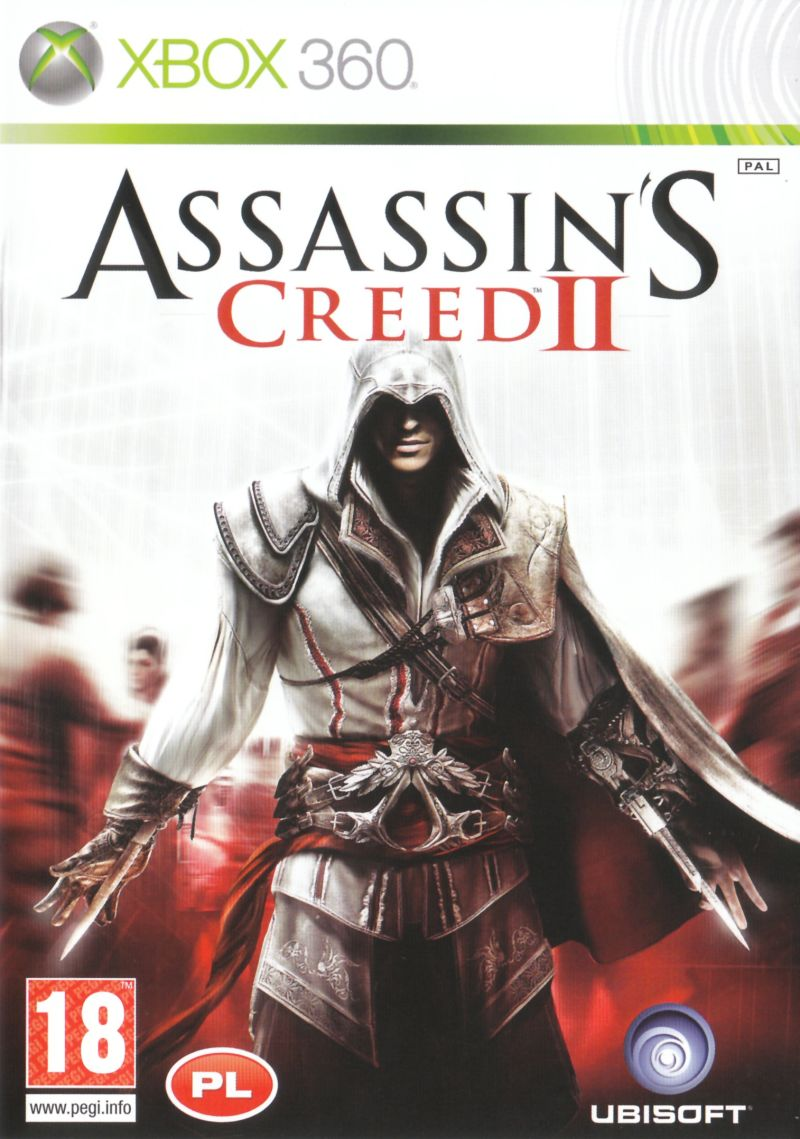 Assassin S Creed Ii 2009 Xbox 360 Box Cover Art Mobygames