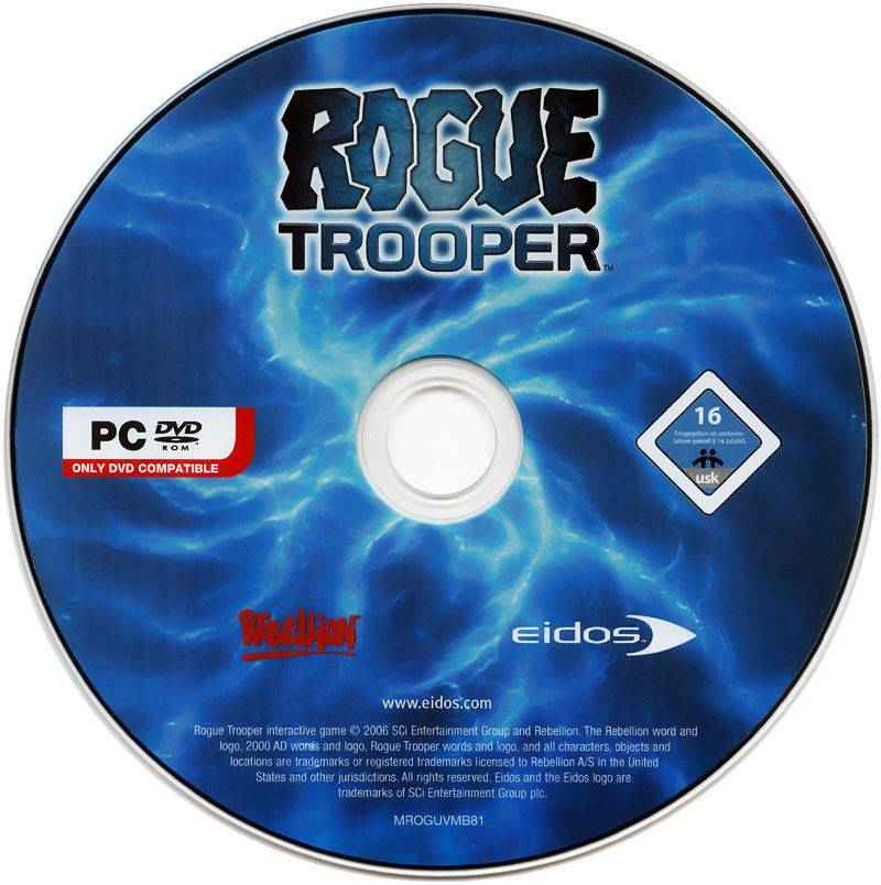 Rogue Trooper Windows Media