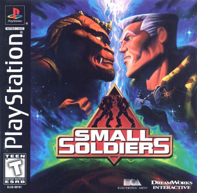 Small Soldiers for PlayStation (1998) - MobyGames