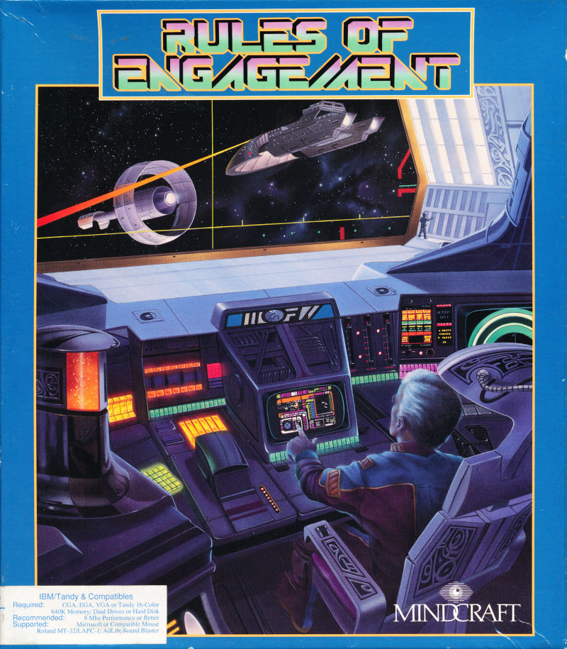 Rules Of Engagement For DOS (1991)