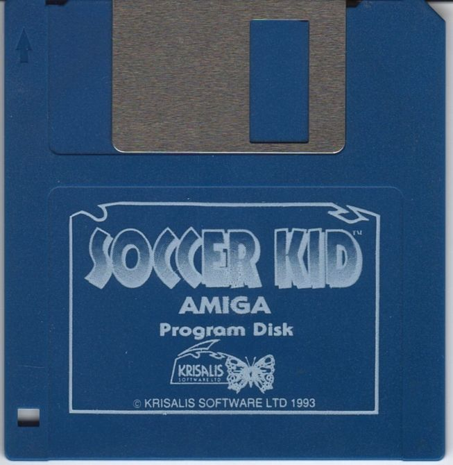 Soccer Kid Amiga Media 1 of 4
