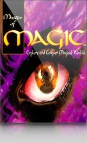 Master of Magic Windows Front Cover