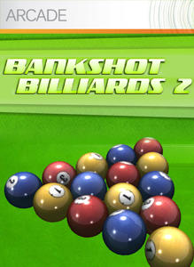Bankshot Billiards 2 Xbox 360 Front Cover