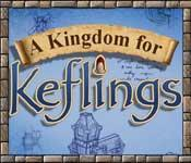 A Kingdom for Keflings Windows Front Cover