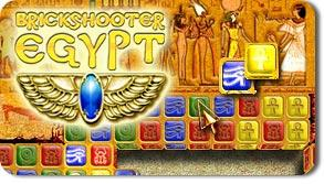 Brickshooter Egypt Windows Front Cover