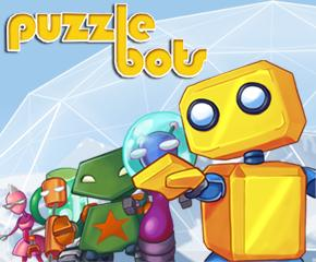 Puzzle Bots Windows Front Cover
