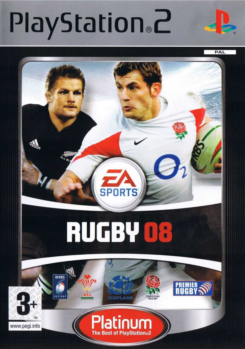 Rugby 08 playstation 2 game jumers casino rock island poker room