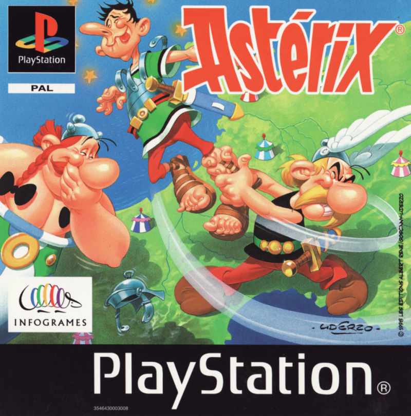 Astérix: The Gallic War for PlayStation (1999) - MobyGames