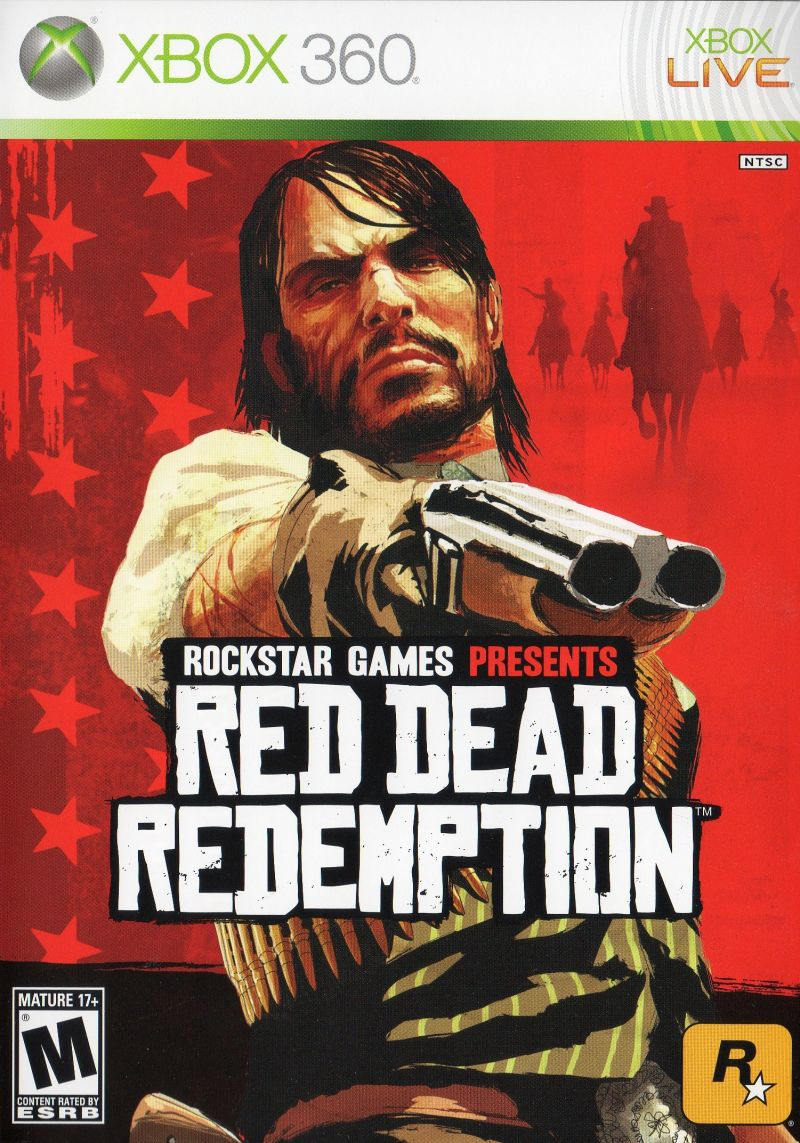 Red Dead Redemption (Special Edition) Xbox 360 Other Keep Case - Front