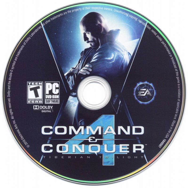 Command & Conquer 4: Tiberian Twilight Windows Media