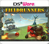 Fieldrunners Nintendo DSi Front Cover