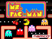 Ms. Pac-Man iPod Classic Front Cover
