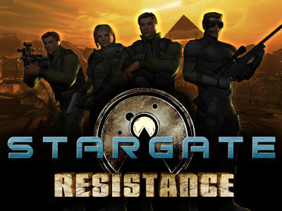 Stargate: Resistance Windows Front Cover