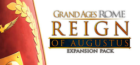 Grand Ages: Rome - Reign of Augustus Windows Front Cover