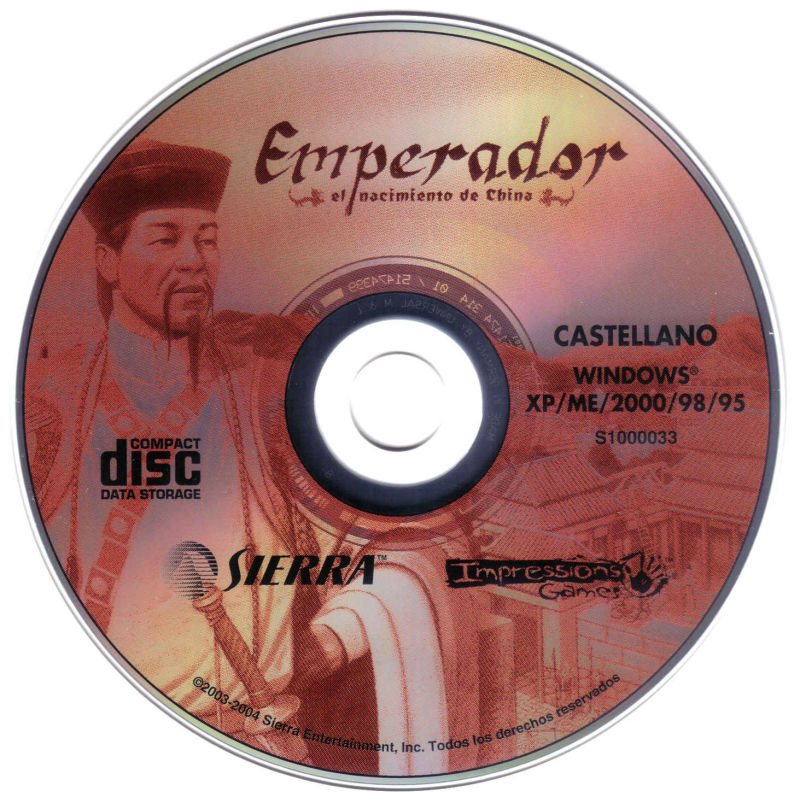 The Biggest Creators of Empires Windows Media Disc 6