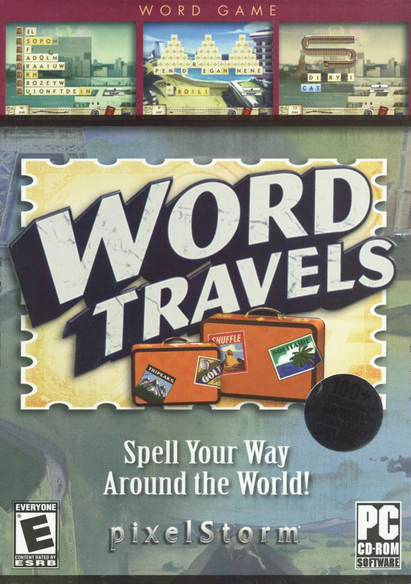Word Travels Windows Front Cover