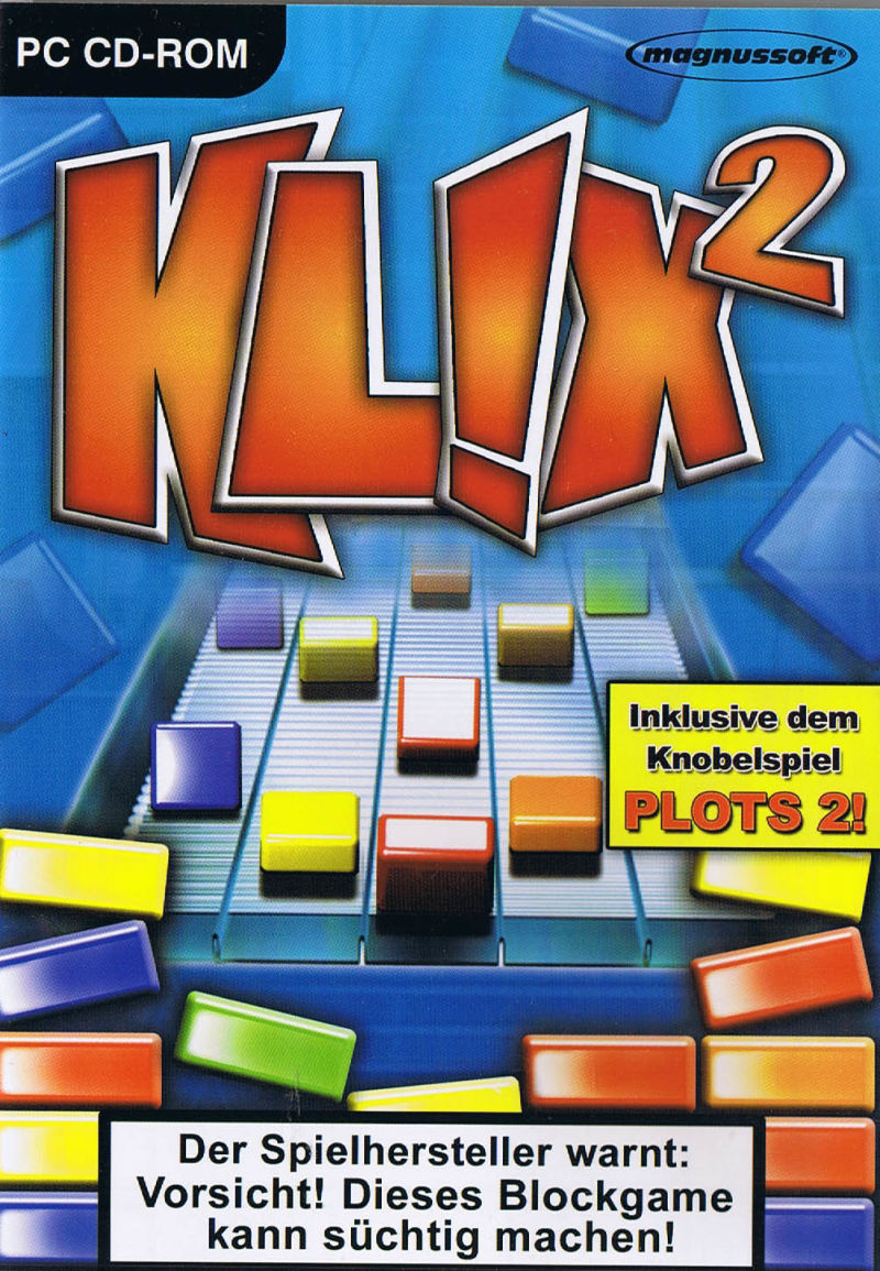 Klix! 2 Windows Front Cover