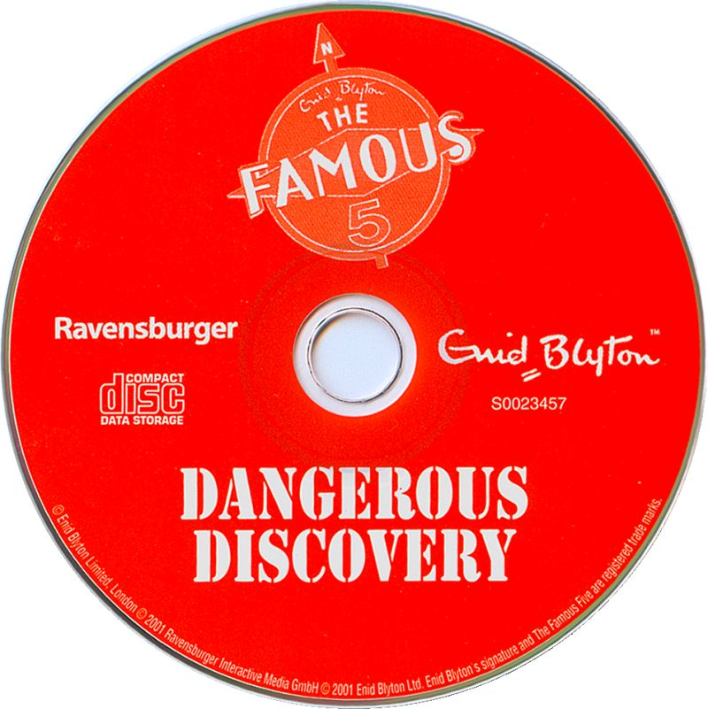 The Famous Five: Dangerous Discovery Windows Media