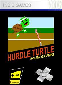 Hurdle Turtle Xbox 360 Front Cover 1st version