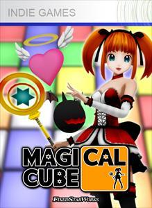 Magical Cube Xbox 360 Front Cover 1st version