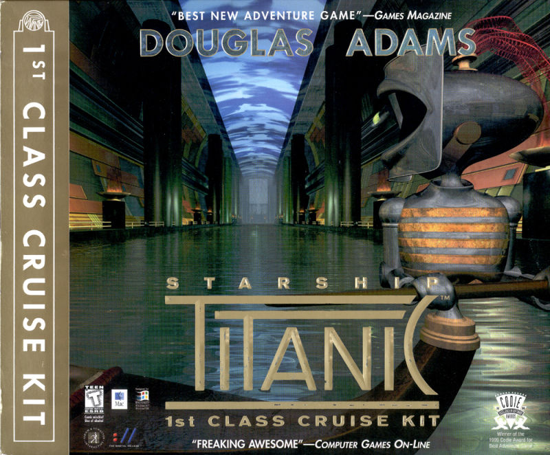 game starship titanic