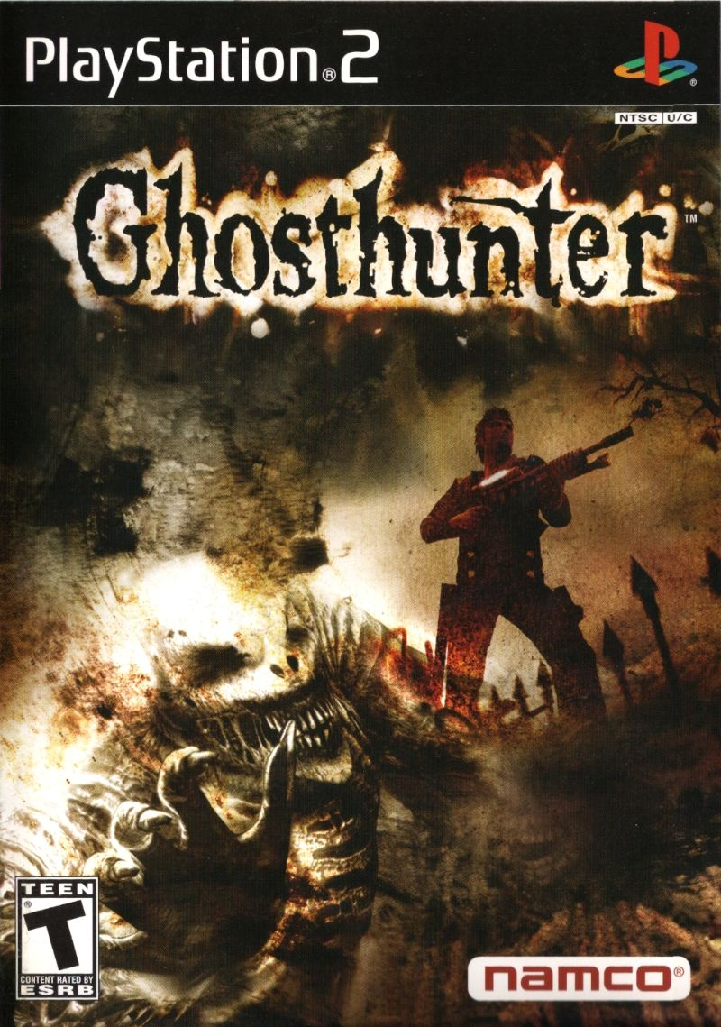 Ghosthunter for PlayStation 2 (2003) - MobyGames