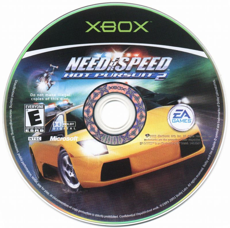 Need For Speed Hot Pursuit 2 2002 Playstation 2 Box Cover Art Mobygames