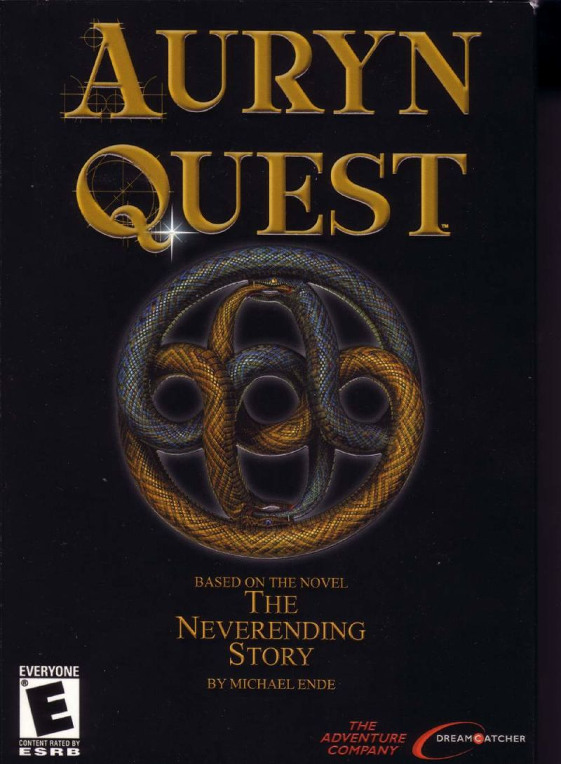 Auryn Quest Windows Front Cover