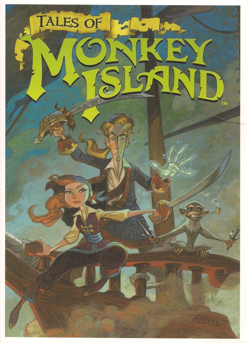 Tales of Monkey Island for Windows (2009) - MobyGames