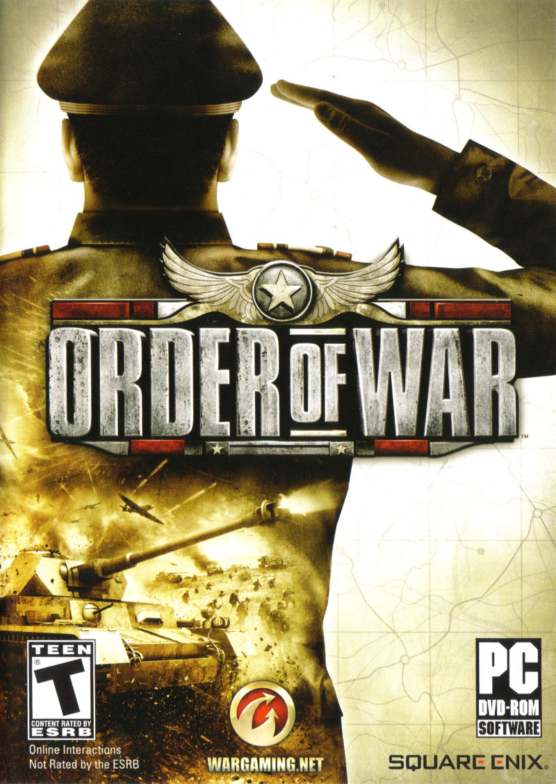 Order of War Windows Front Cover