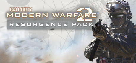 Call of Duty: Modern Warfare 2 - Resurgence Package Macintosh Front Cover