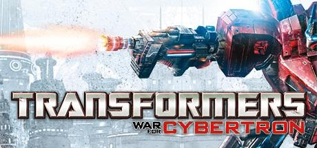 Transformers: War for Cybertron Windows Front Cover
