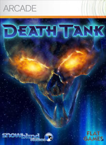 Death Tank Xbox 360 Front Cover