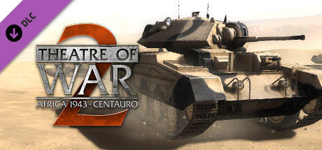 Theatre of War 2: Centauro Windows Front Cover