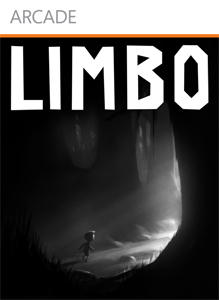 Limbo Xbox 360 Front Cover first version