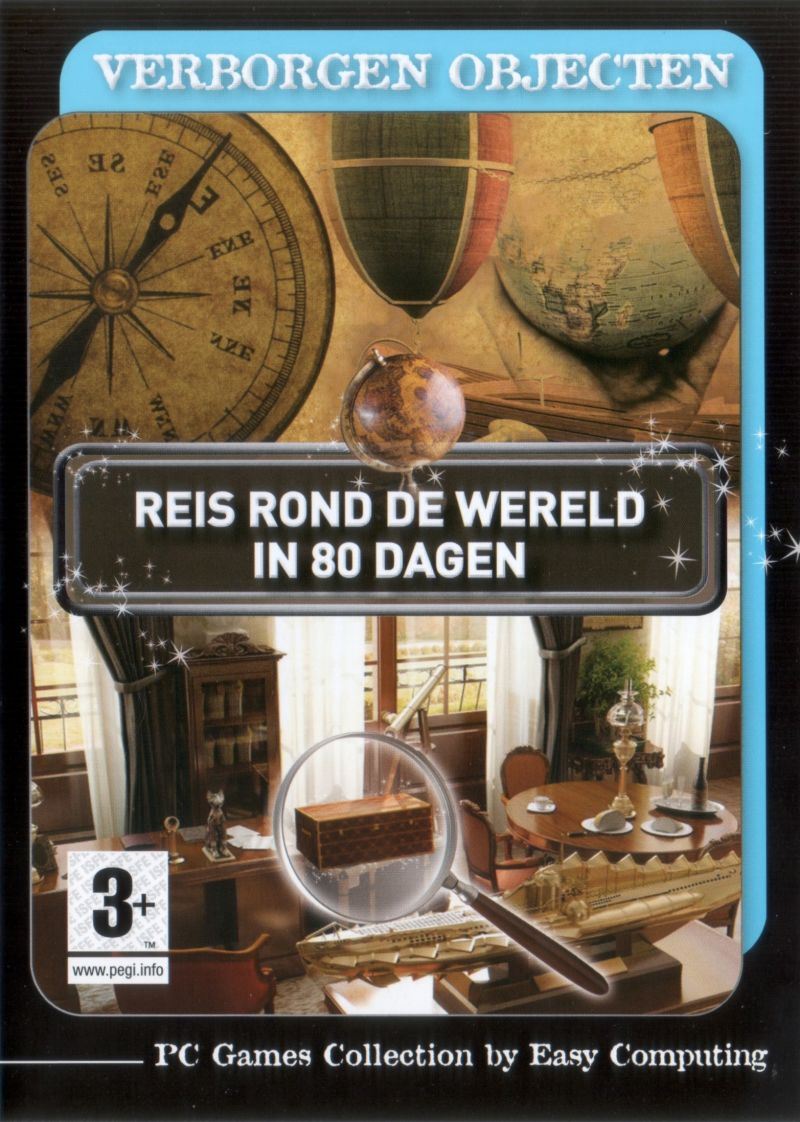 Reis rond de wereld in 80 dagen Windows Front Cover