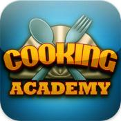 Cooking Academy iPhone Front Cover