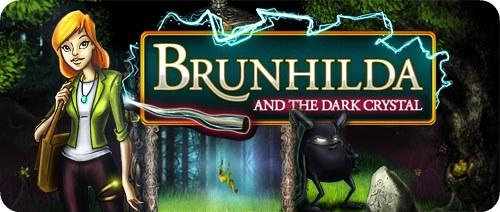 Brunhilda and the Dark Crystal Windows Front Cover