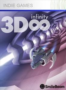 3D Infinity Xbox 360 Front Cover 1st version