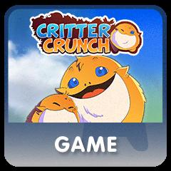 Critter Crunch  PlayStation 3 Front Cover