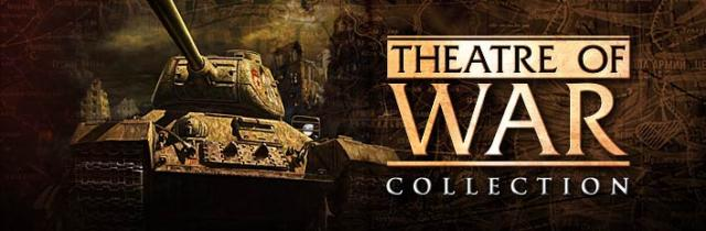 Theatre of War Collection Windows Front Cover