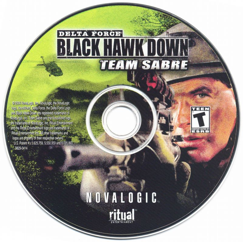 Delta Force: Black Hawk Down - Team Sabre (2006) PlayStation