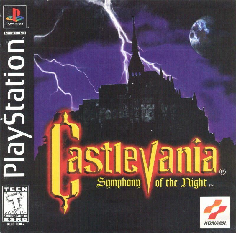 обложка 90x90 Castlevania: Symphony of the Night