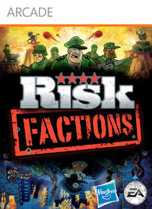 Risk Factions For Xbox 360 2010 Mobygames