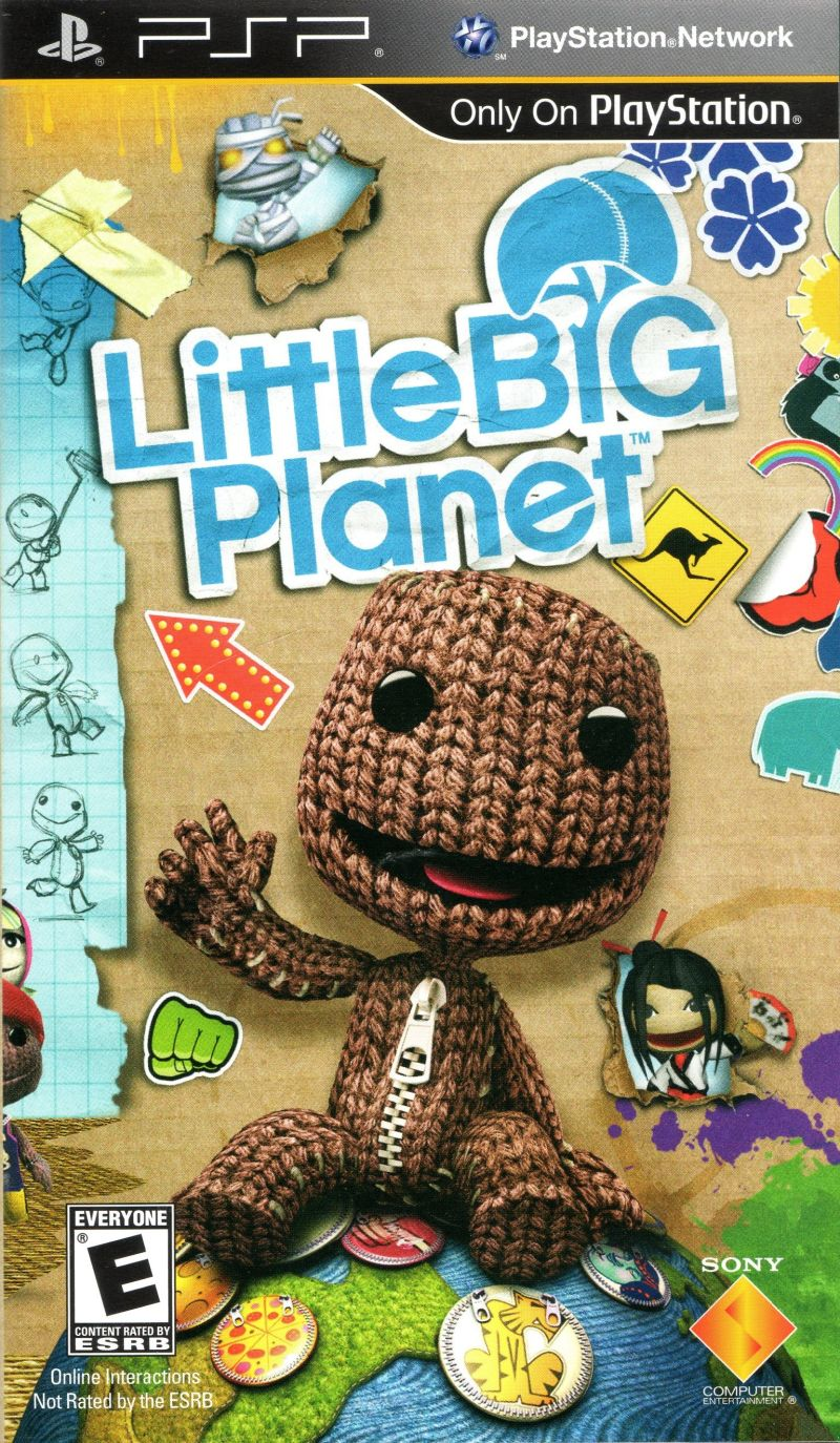 LittleBigPlanet Concept Art | CG Daily News