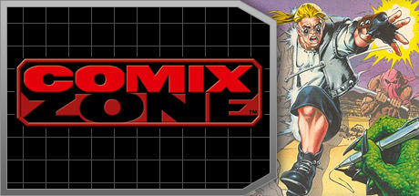 Comix Zone Linux Front Cover