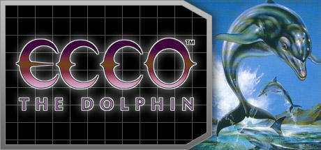 Ecco the Dolphin Windows Front Cover