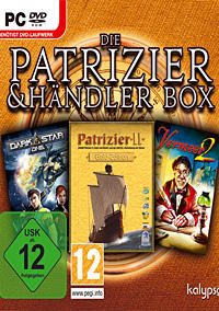 Die Patrizier & Händler Box Windows Front Cover
