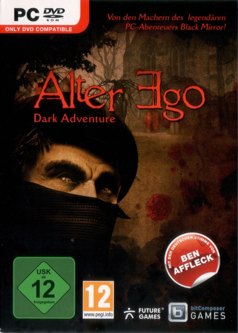 Alter Ego Windows Front Cover
